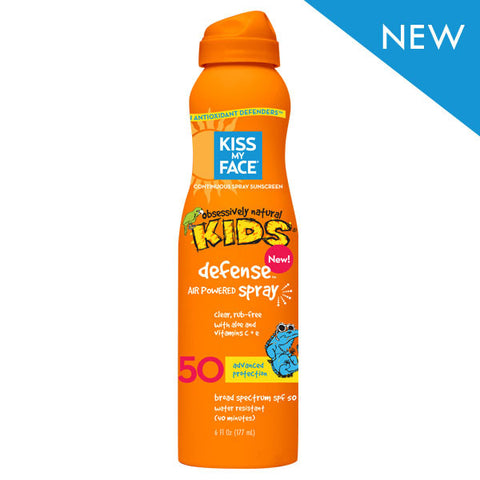 Kids Defense™ with Any Angle Air Powered Spray™- SPF 50