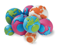 Planet Dog Orbee Tuff Orbee Ball pile--all colors and sizes