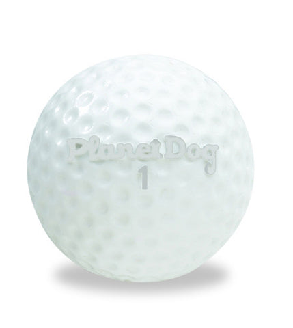 Planet Dog Orbee Tuff SPORT Golf Ball