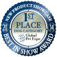 2014 1st Place Best in Show Award Global Pet Expo