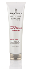 Deep Steep Shampoo & Two Conditioner Combo- Glossy Smoothing