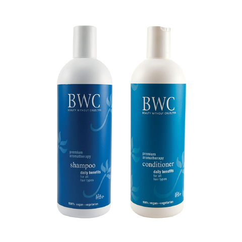 BWC Daily Benefits Shampoo & Conditioner