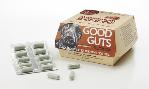 Fidobiotics Goods Guts Cheeseburger Deluxe Probiotics