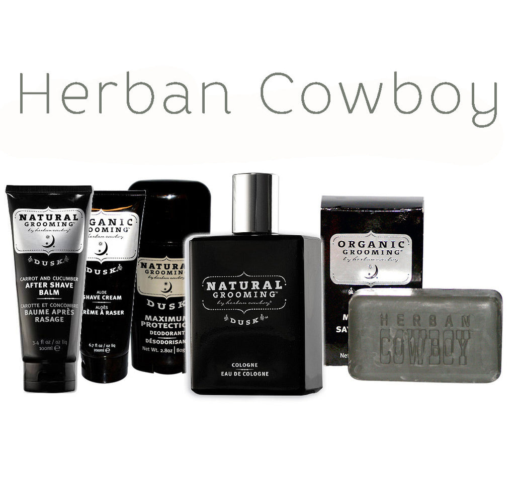 Herban Cowboy Natural Grooming Collection