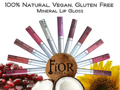 Natural Organic Vegan Lip Gloss