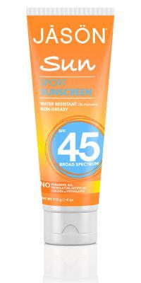 Sport Sunscreen Broad Spectrum SPF45