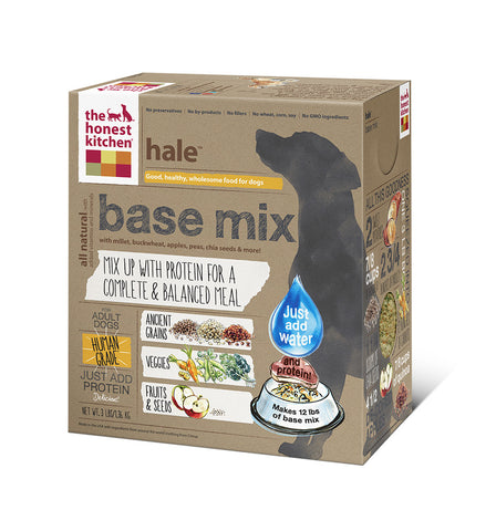 Hale Dog Food (whole grain base mix)