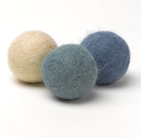 Snow Leopard Trust Cat Toys--Wool Ball