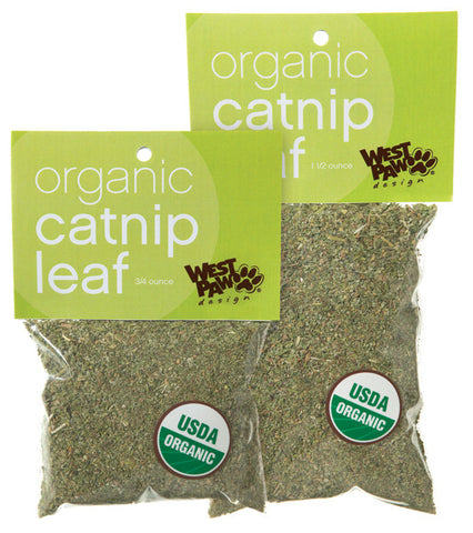 West Paw Design USDA Certified Organic Catnip
