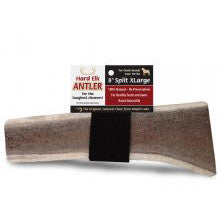 Antler Dog Chews--Split