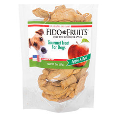 Fido Fruits--Apple & Beef