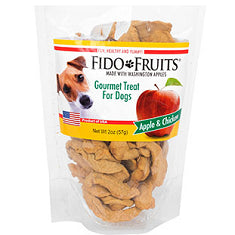 Fido Fruits--Apple & Chicken