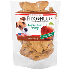 Fido Fruits--Apple & Liver