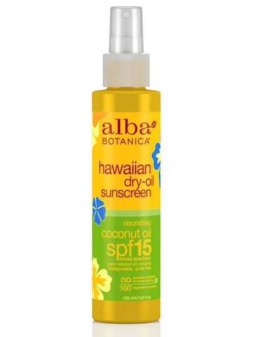 Hawaiian Dry Oil Sunscreen