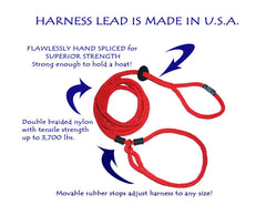 Harness Lead Red