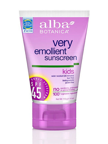 Kids Broad Spectrum SPF 45