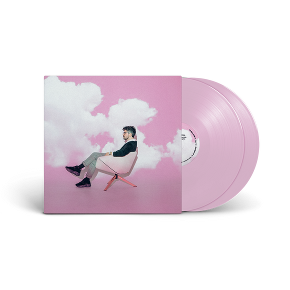 Expensive Sounds For Nice People - Limited Edition Pink Vinyl (2 LP) (APPROX. $30 USD)