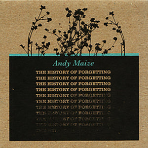 Andy Maize Solo Project - The History of Forgetting CD
