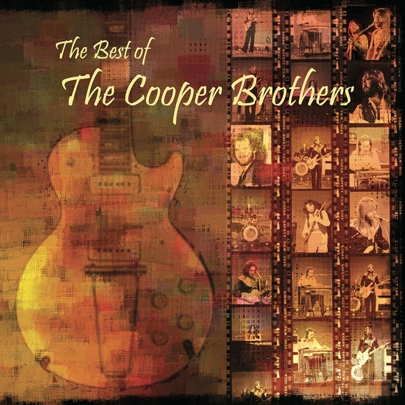 The Best of The Cooper Brother (CD)