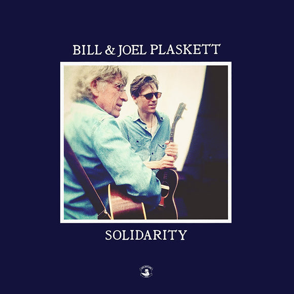 Bill & Joel Plaskett Solidarity LP