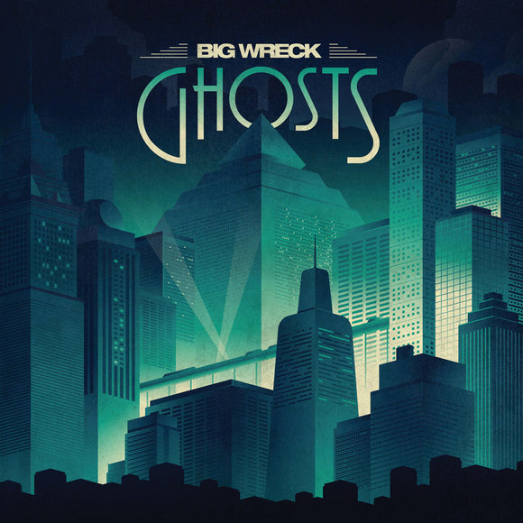 Ghosts CD