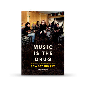 MUSIC IS THE DRUG - BIOGRAPHY WITH FREE CD