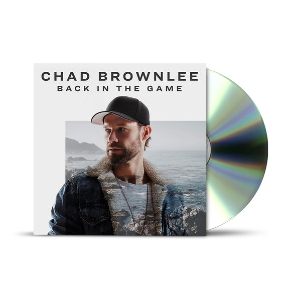 Back In The Game CD