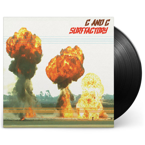 C & C Surf Factory - Garage City LP