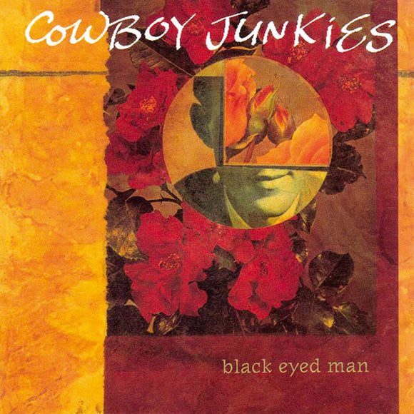 Black Eyed Man CD