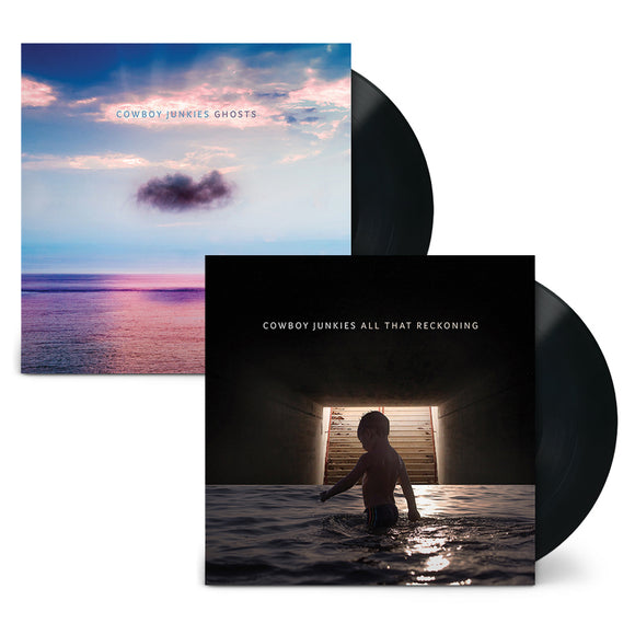 All That Reckoning / Ghosts Limited Edition - Double Vinyl Package