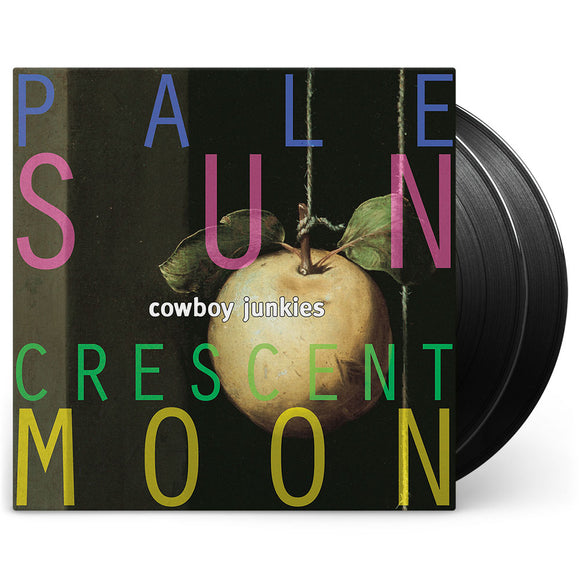 Pale Sun Crescent Moon - Double LP