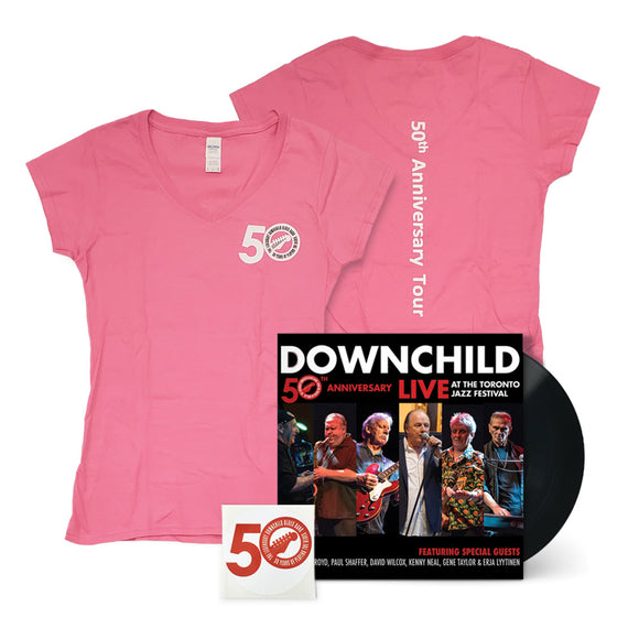 50th Anniversary LP Bundle – Women