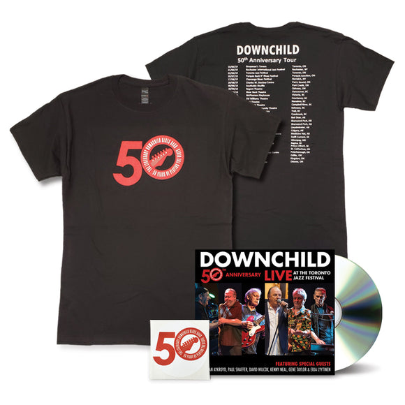 50th Anniversary CD Bundle – Men