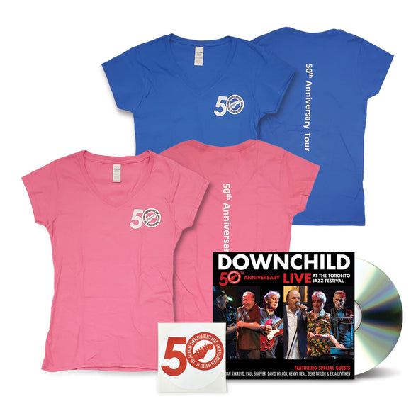 50th Anniversary CD Bundle – Women