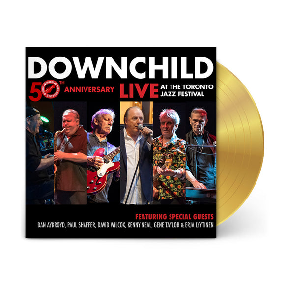 LP (Limited Edition Gold): 50th Anniversary