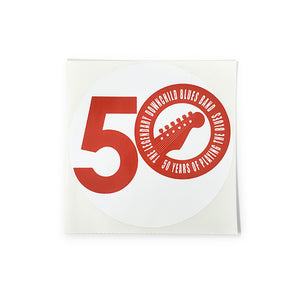 Stickers: 50th Anniversary