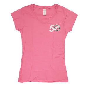 Women's T's: 50th Anniversary