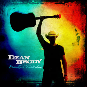 Dean Brody Beautiful Freakshow CD - Autographed