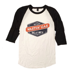 Wastin' Gas B-Ball Shirt