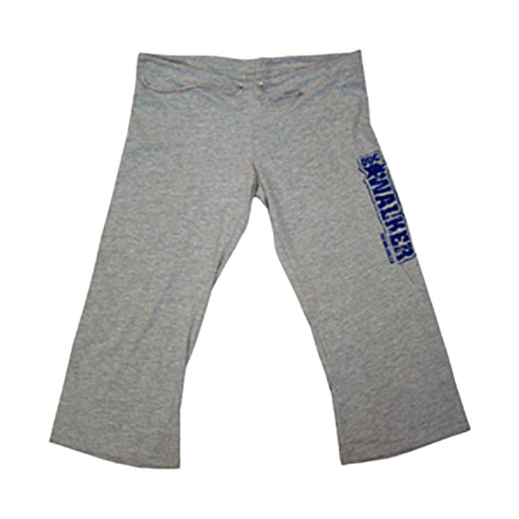 Ladies' Grey Capri Pants