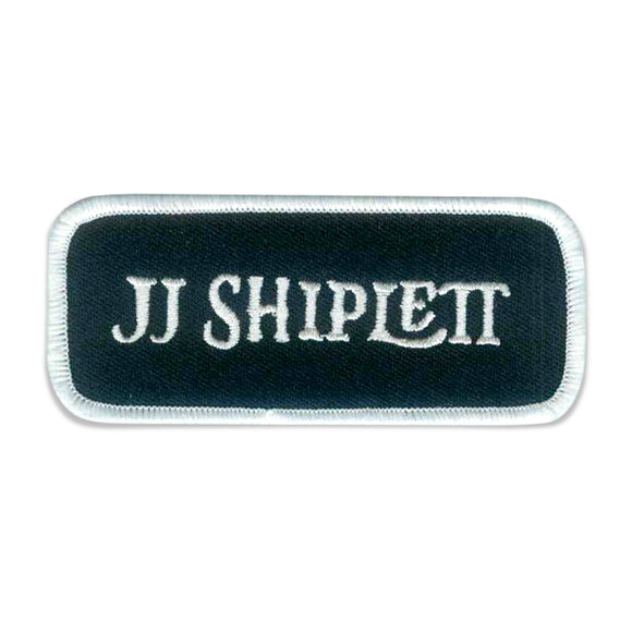 JJ Shiplett Embroidered Patch
