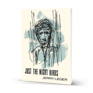'Just The Night Birds' Poetry Book