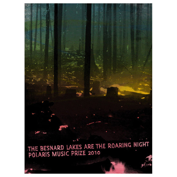 The Besnard Lakes 2010 Polaris Music Prize Small Poster