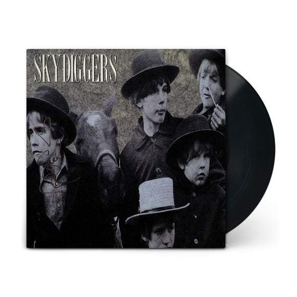 "Skydiggers - Special, limited edition, 30th Anniversary 12"" vinyl"