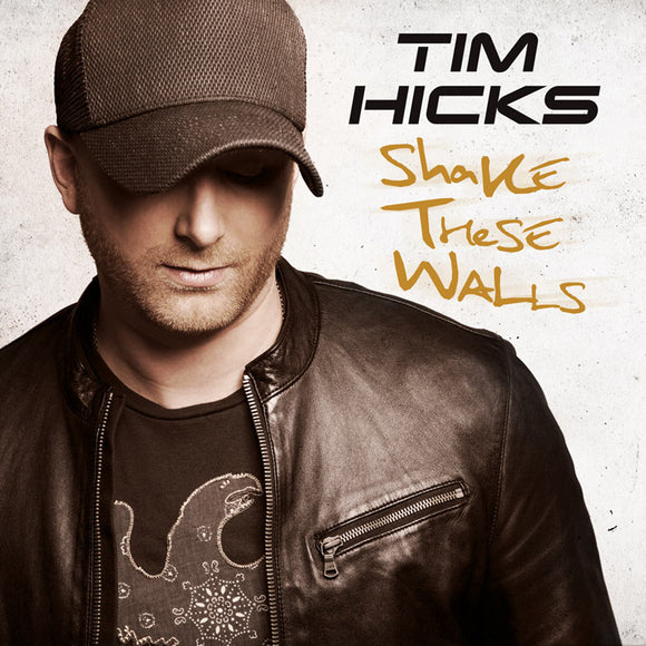 Shake These Walls CD - Autographed