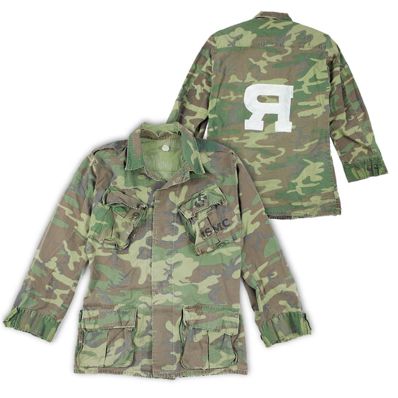 ONE OFF Camo Jacket