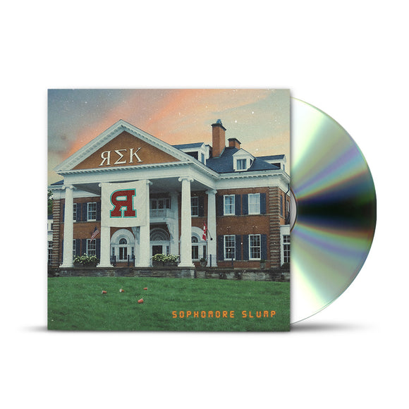 SOPHOMORE SLUMP CD