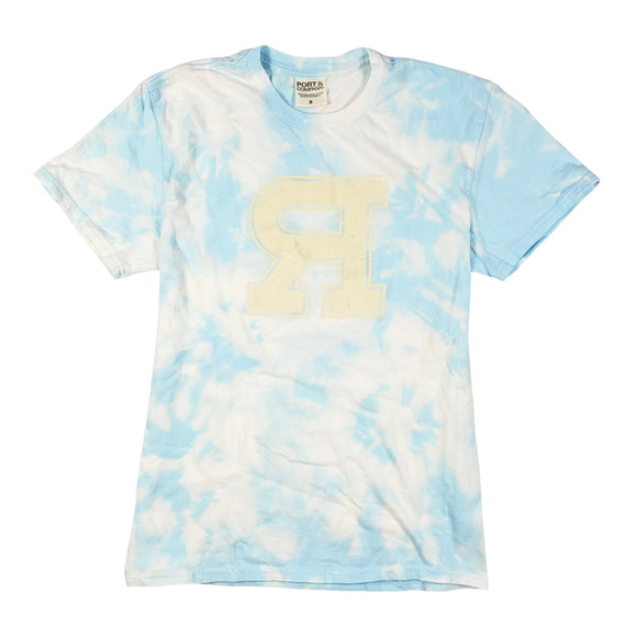 Reklaws Custom Tie - Dyed Tee Blue