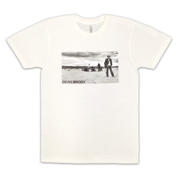 White Photo 2 T-Shirt