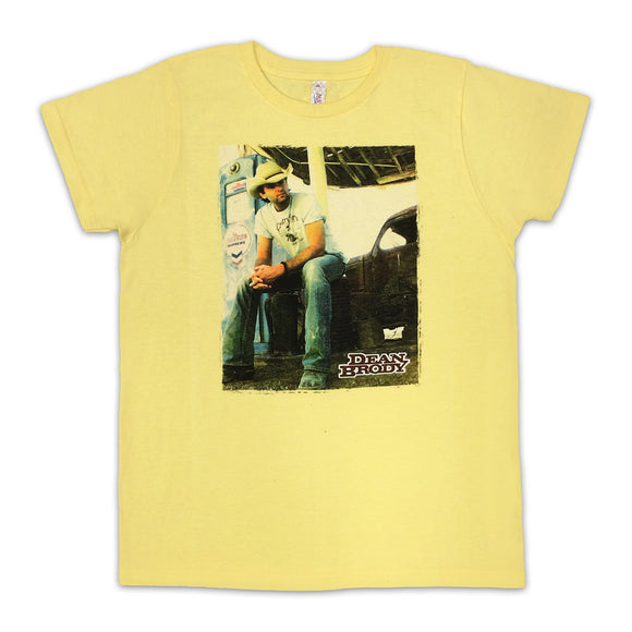 Yellow Photo T-Shirt